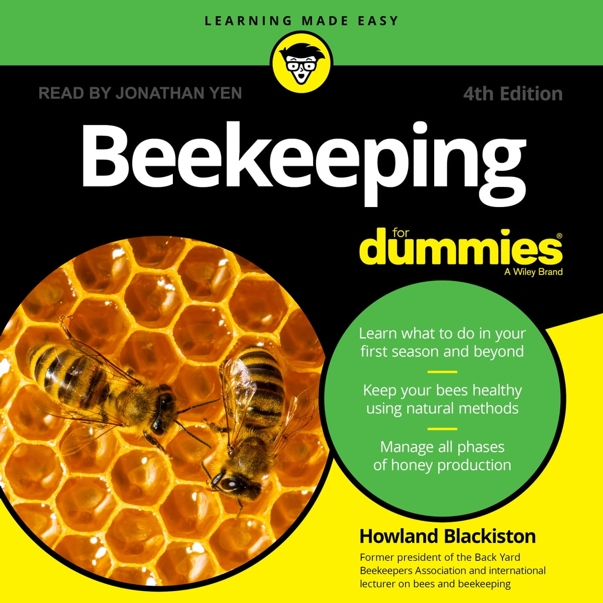 Beekeeping For Dummies Audiobook By Howland Blackiston