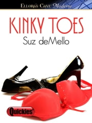 Kinky Toes ebook by Suz deMello