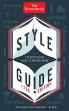 Style Guide ebook by The Economist