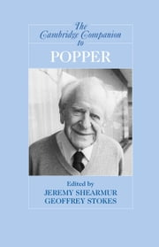 The Cambridge Companion to Popper ebook by Jeremy Shearmur,Geoffrey Stokes