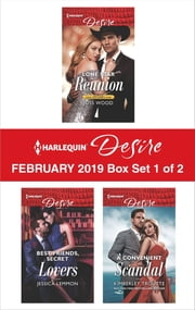 Harlequin Desire February 2019 - Box Set 1 of 2 - An Anthology ebook by Joss Wood, Jessica Lemmon, Kimberley Troutte