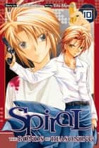 Spiral, Vol. 10 - The Bonds of Reasoning ebook by Kyo Shirodaira, Eita Mizuno