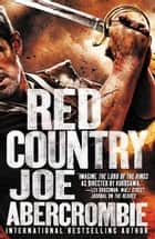 Red Country eBook par Joe Abercrombie