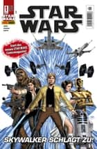 Star Wars Comicmagazin, Band 1 - Skywalker schlägt zu ebook by Jason Aaron, John Cassaday