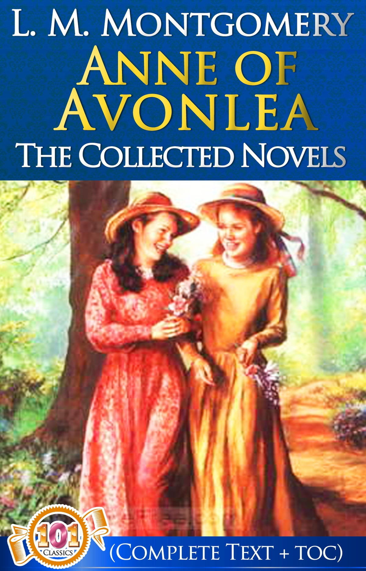 Anne of Avonlea Complete Text [with Free AudioBook Links] eBook by L. M.  Montgomery - 1230000106998   Rakuten Kobo