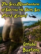 The Sexy Misadventures of Sabrina the Slutty Spy, Part 1: Escape! ebook by Annabel Bastione