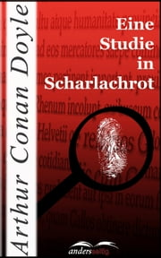 Eine Studie in Scharlachrot ebook by Arthur Conan Doyle