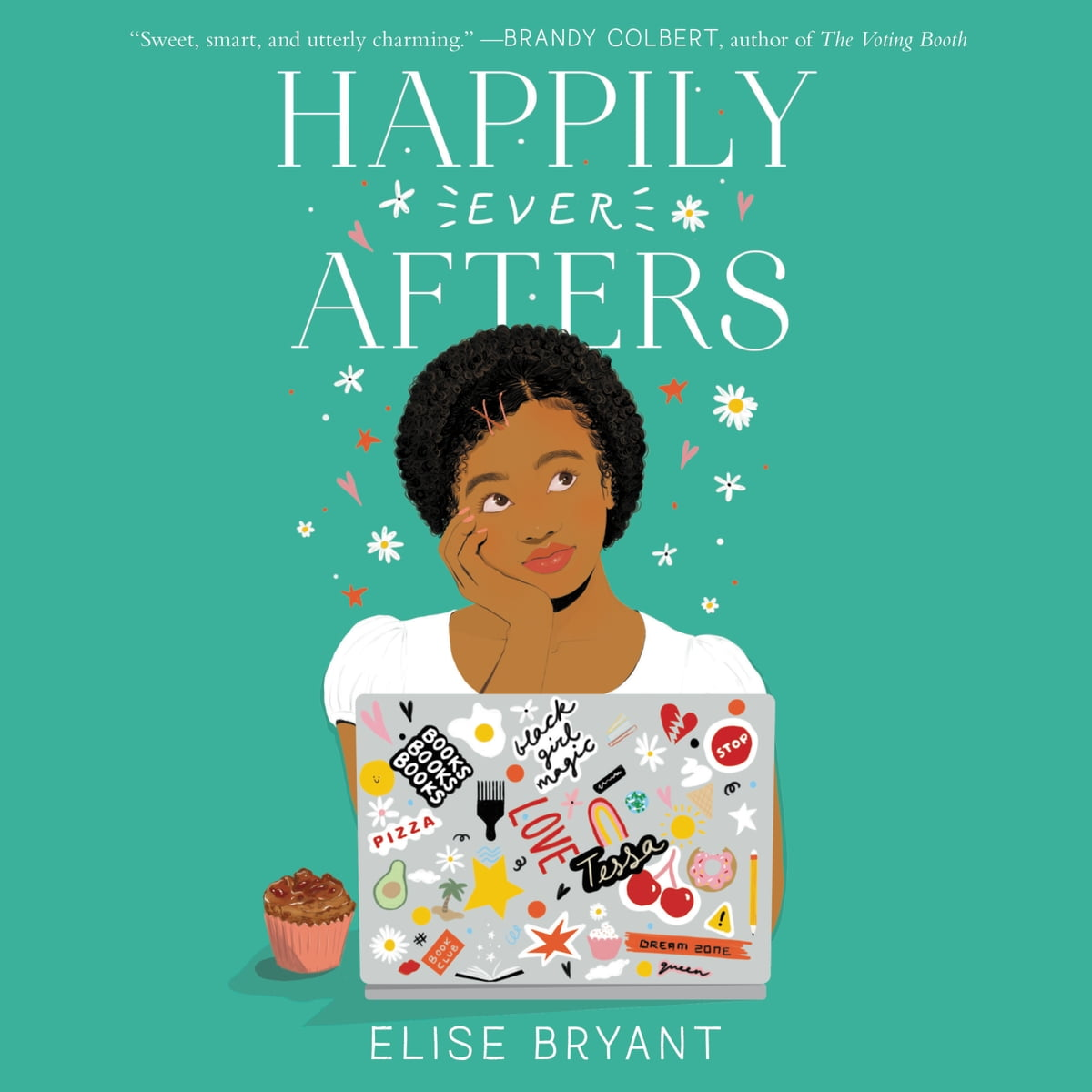 Happily Ever Afters Audiobook by Elise Bryant Cover Art