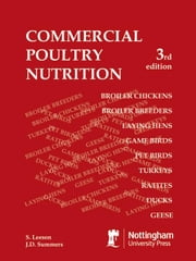 Commercial Poultry Nutrition ebook by Leeson, S.