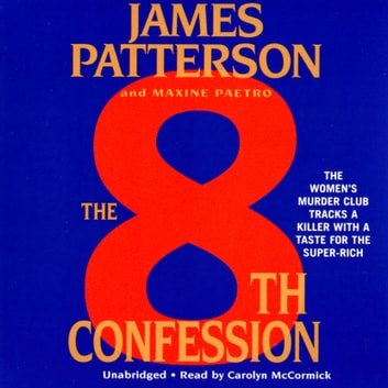 The 8th Confession audiobook by James Patterson,Maxine Paetro
