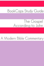 The Gospel of John: A Modern Bible Commentary ebook by BookCaps