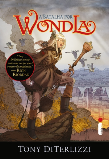 A batalha por Wondla ebook by Tony DiTerlizzi