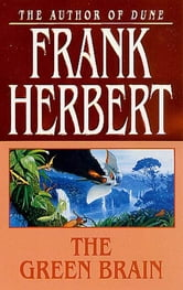 The Green Brain ebook by Frank Herbert