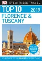 Top 10 Florence and Tuscany ebook by DK Travel
