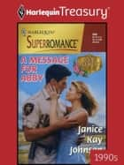 A Message for Abby ebook by Janice Kay Johnson