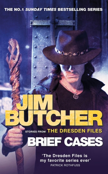 Brief Cases - The Dresden Files 電子書 by Jim Butcher