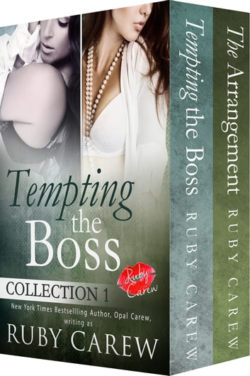 Tempting the Boss, Collection 1 - An Erotic Office Story ebook by Ruby Carew,Opal Carew