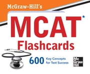 McGraw-Hill's MCAT Flashcards ebook by George Hademenos