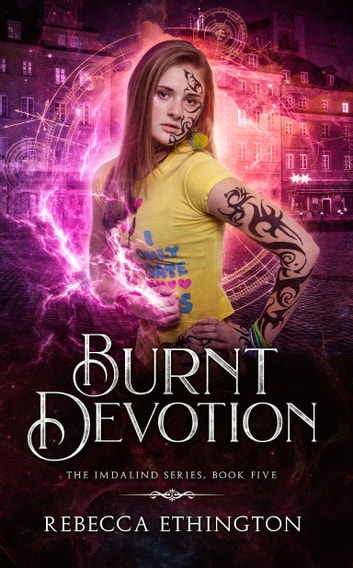 Burnt Devotion ebook by Rebecca Ethington