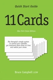 11 Cards: Quick Start Guide ebook by Bruce Campbell