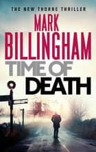 Time of Death 電子書 by Mark Billingham