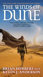 The Winds of Dune ebook by Brian Herbert,Kevin J. Anderson