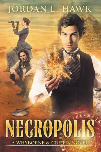 Necropolis ebook by Jordan L. Hawk