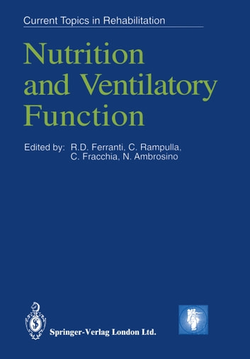 Nutrition and Ventilatory Function ebook by