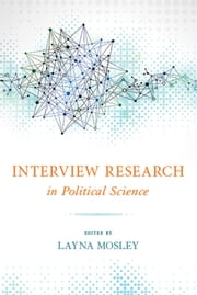 Interview Research in Political Science ebook by