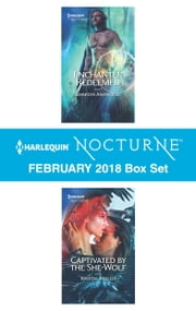 Harlequin Nocturne February 2018 Box Set - Enchanter Redeemed\Captivated by the She-Wolf ebook by Sharon Ashwood, Kristal Hollis