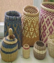 A Beginners Guide to Basket Weaving Techniques ebook by Linda Tajon