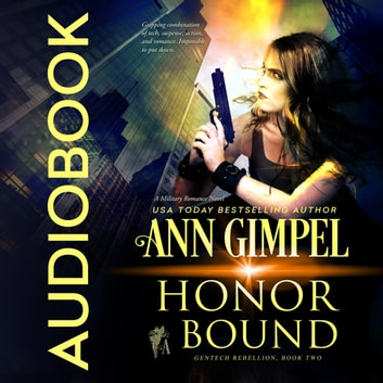 Honor Bound - Military Romance With a Science Fiction Edge audiobook by Ann Gimpel