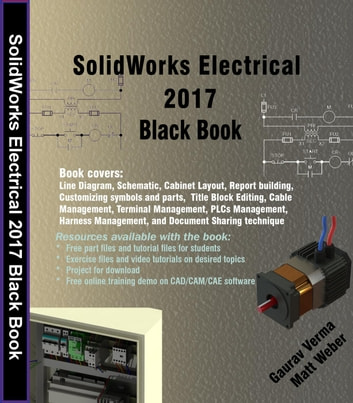 SolidWorks Electrical 2017 Black Book