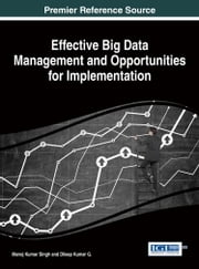 Effective Big Data Management and Opportunities for Implementation ebook by Manoj Kumar Singh,Dileep Kumar G.