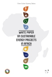 White Paper on sustainable energy projects in Africa - Best practices and lessons learnt ebook by Jeremy Debreu,Claire Guibert