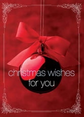 Christmas Wishes for You Greeting Book ebook by Zondervan