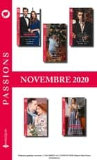 Pack mensuel Passions : 10 romans (Novembre 2020) ebook by