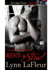 Rent-A-Stud (Coopers' Companions, Book One) ebook by Lynn LaFleur