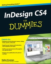 InDesign CS4 For Dummies ebook by Galen Gruman