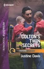 Colton's Twin Secrets ebooks by Justine Davis
