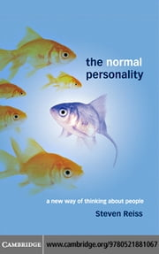 The Normal Personality ebook by Reiss,Steven