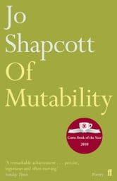 Of Mutability ebook by Jo Shapcott