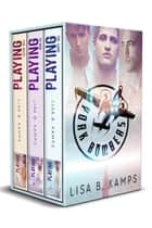 The York Bombers: First Period Trilogy - The York Bombers, #0 ebook by Lisa B. Kamps