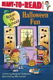 Halloween Fun - with audio recording ebook by Margaret McNamara,Mike Gordon