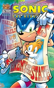 "Sonic the Hedgehog #179 ebook by Ian Flynn,Tracy Yardley!,Jim Amash,Patrick ""SPAZ"" Spaziante"