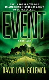 Event - A Novel ebook by David Golemon