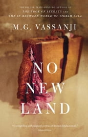 No New Land ebook by M.G. Vassanji