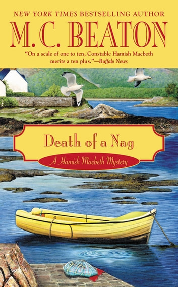 Death of a Nag ebook by M. C. Beaton