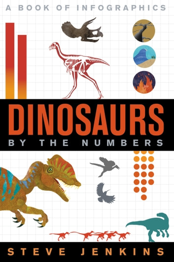 Dinosaurs - By The Numbers ebook by Steve Jenkins