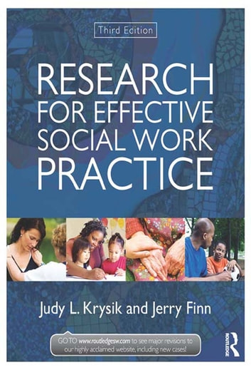 Research for Effective Social Work Practice ebook by Judy L. Krysik